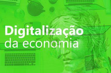 Digitalização da economia [infográfico]