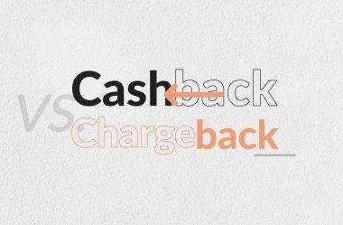 Cashback vs. Chargeback: entenda as diferenças.